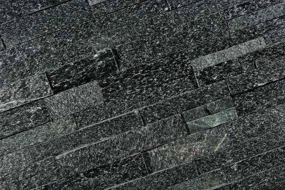Stone Panels Black Quartzite